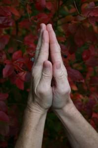 Surrendering, Let Go and Let God