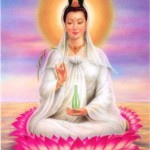 Sacred Feminine Goddess Kwan Yin